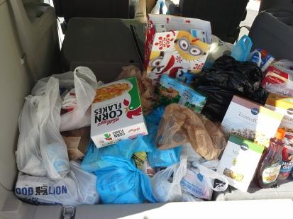 Food donations 1