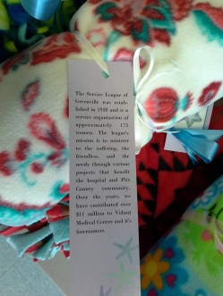 blanket card about SLG
