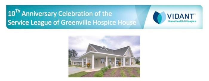 10th anniversary - hospice